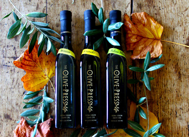 EVOO from The Olive Press