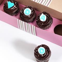 Kara's Father's Day cupcakes