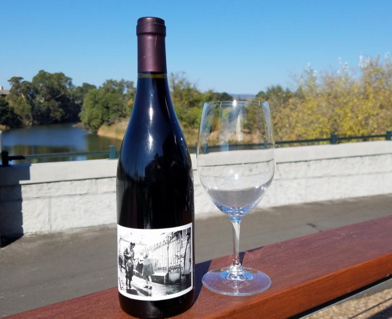 OCWM thanksgiving wine