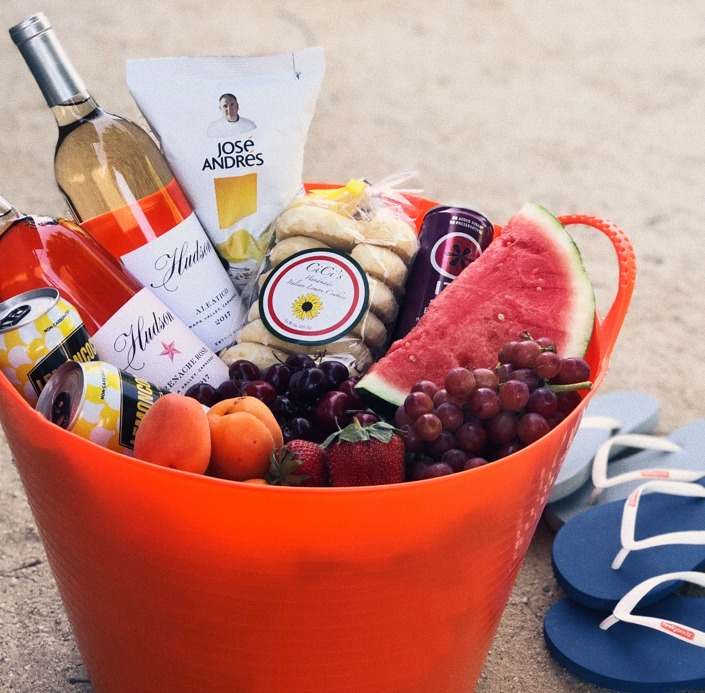 Hudson picnic