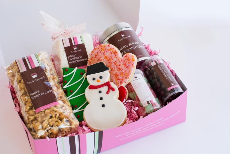 Kara's Christmas box