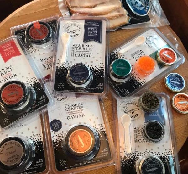 Eikos caviar