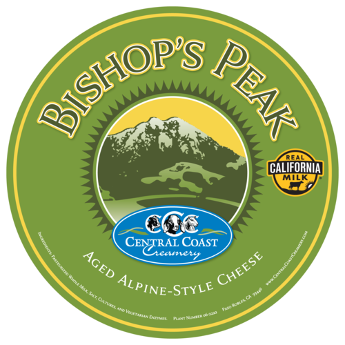 Bishop's Peak Cheese