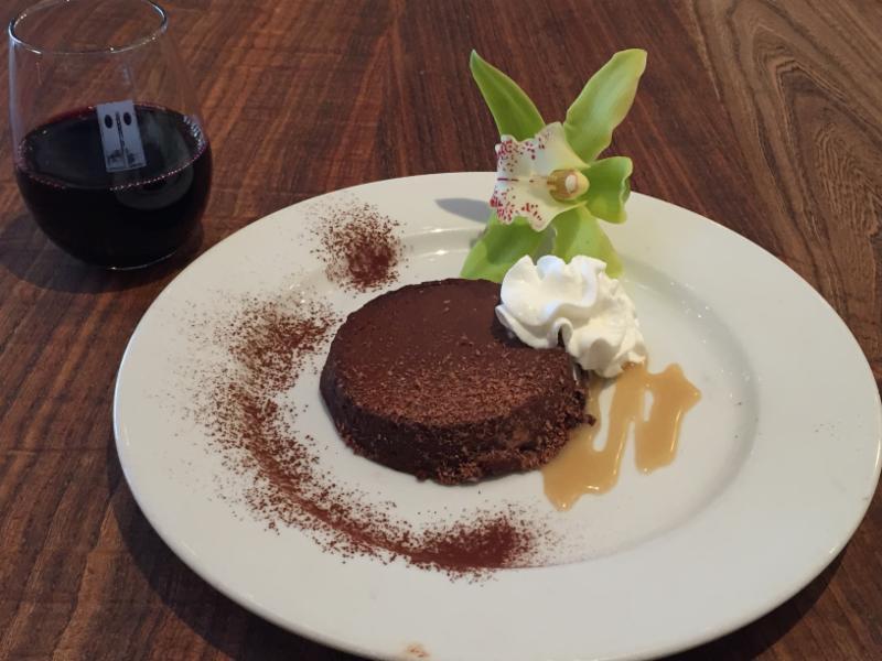 Kitchen Door Chocolate Cake