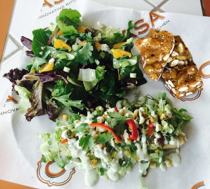 shrimp enchilada special