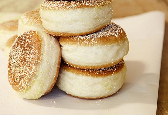Model Bakery English muffins