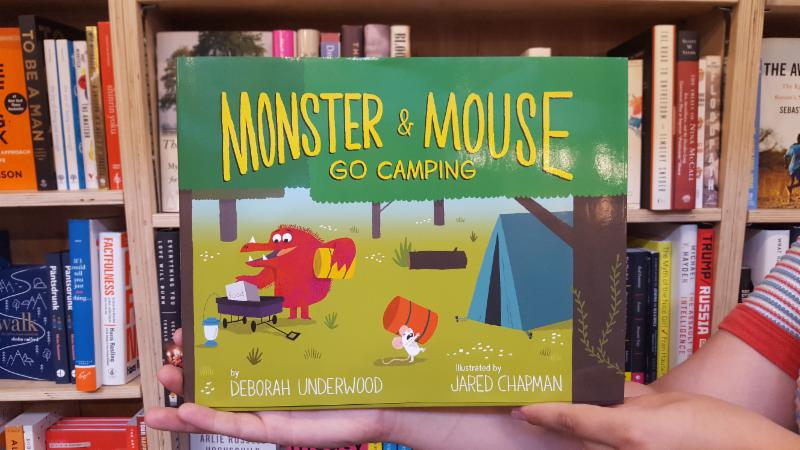 Monster and Mouse