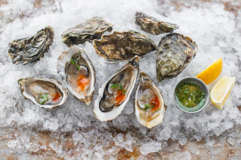 Hog Island holiday oysters
