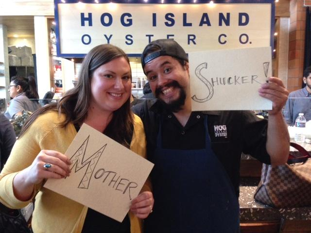 Hog Island Mother Shucker