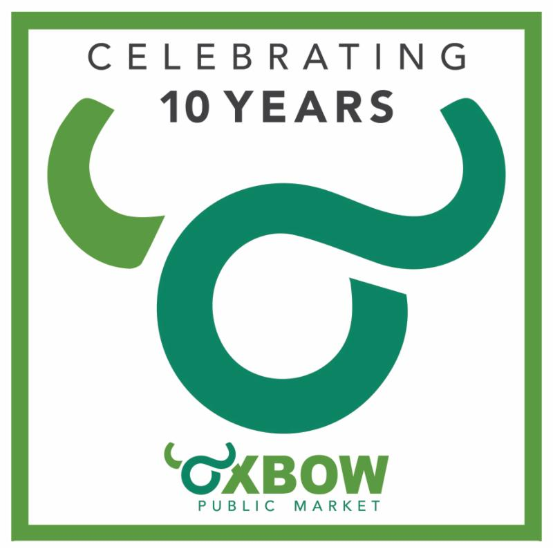 Ox bow Public Market - 10 years