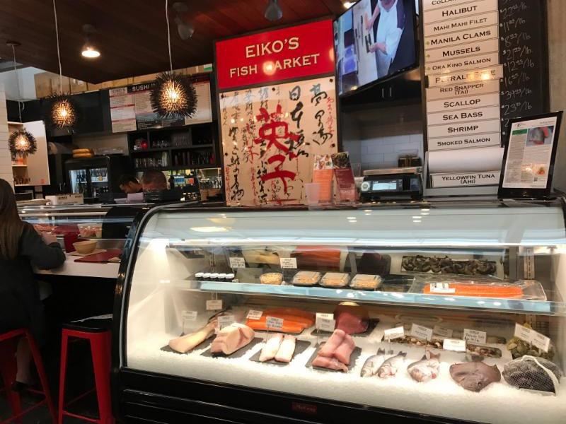 Eiko's sustainable fish