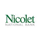 Nicolet National Bank Logo Circle