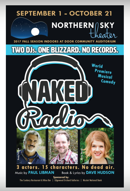 Naked Radio Playbill 2017
