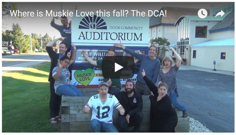 Where is Muskie Love Video