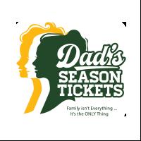 Dads Season Tickets Logo Circle