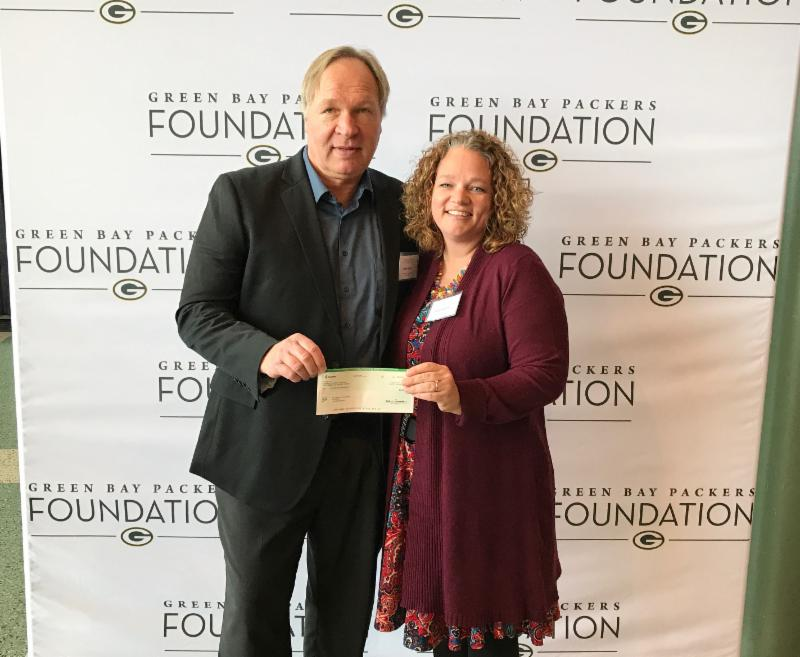 Green Bay Packers Foundation Grant 2019