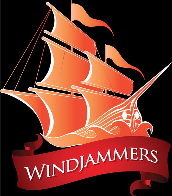 Windjammers Logo 2019