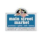Main Street Market Logo Circle
