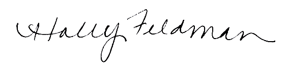Holly Feldman Signature