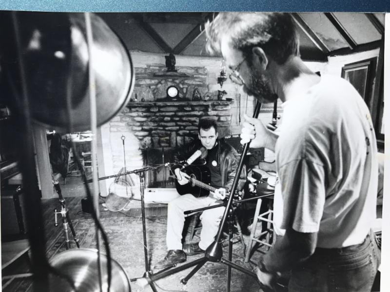 Dave _ Fred Alley Recording