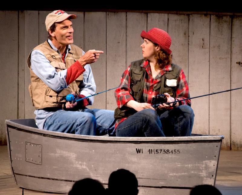 Muskie Love Boat 2013