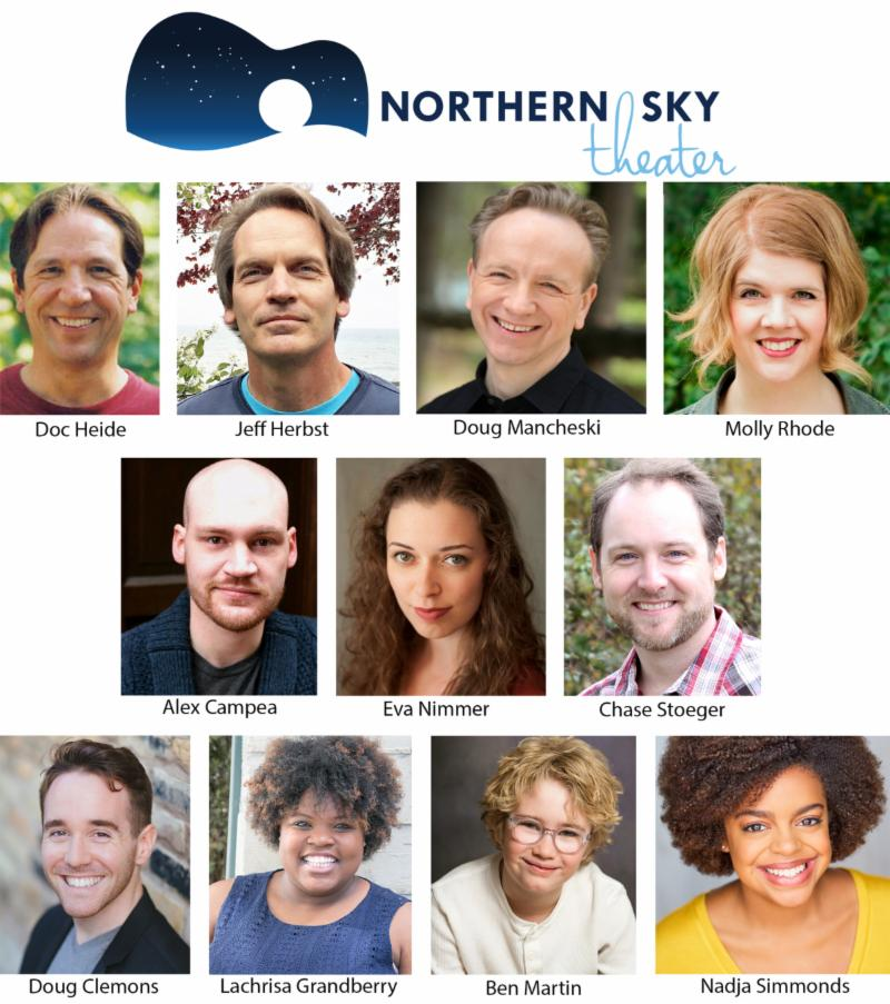 Northern Sky Summer Cast 2018