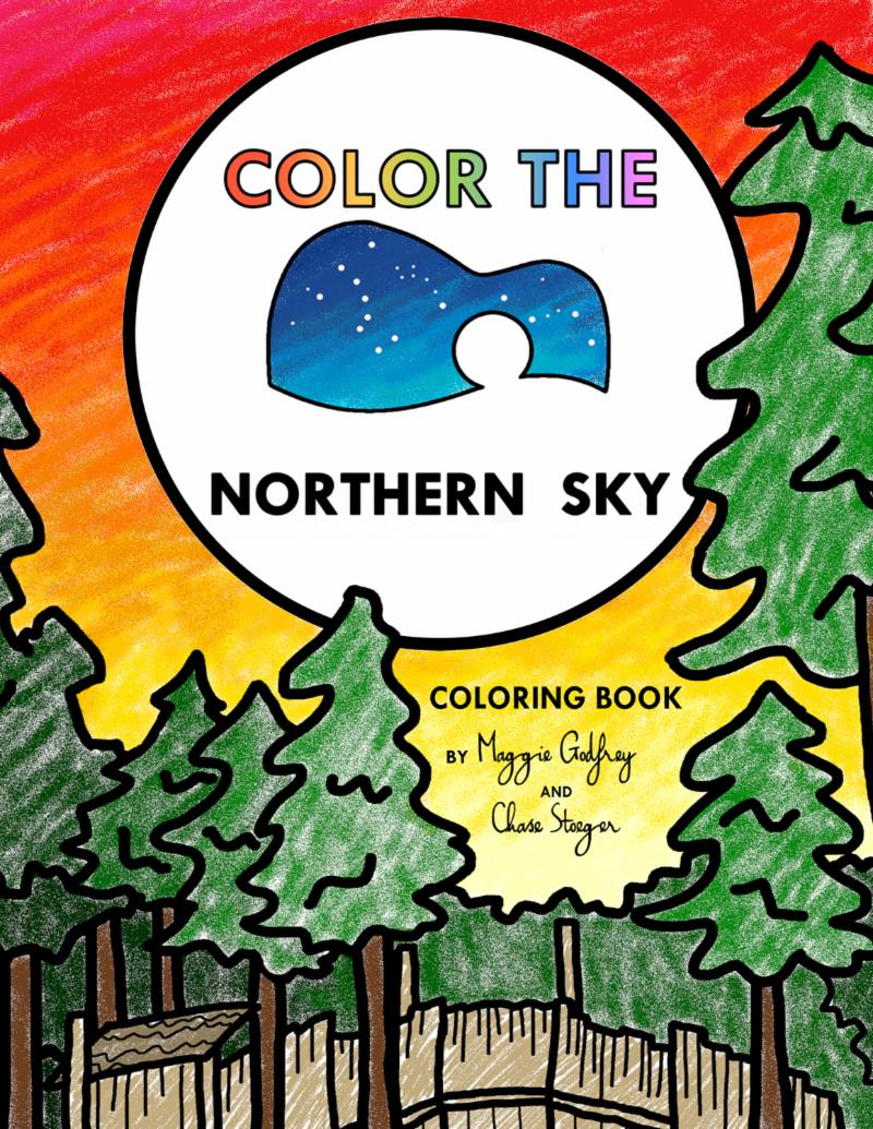 Color the Northern Sky