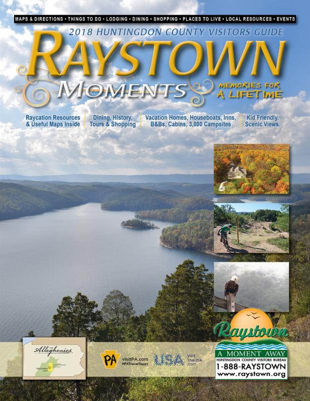 2018 Raystown Moments magazine