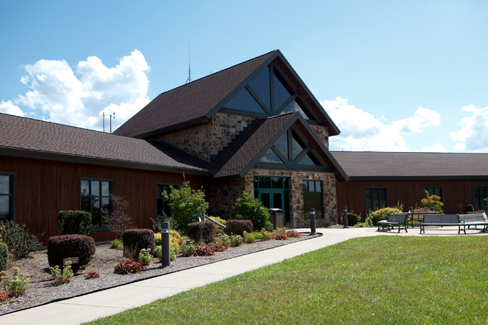 Raystown Lake Region Visitor Center