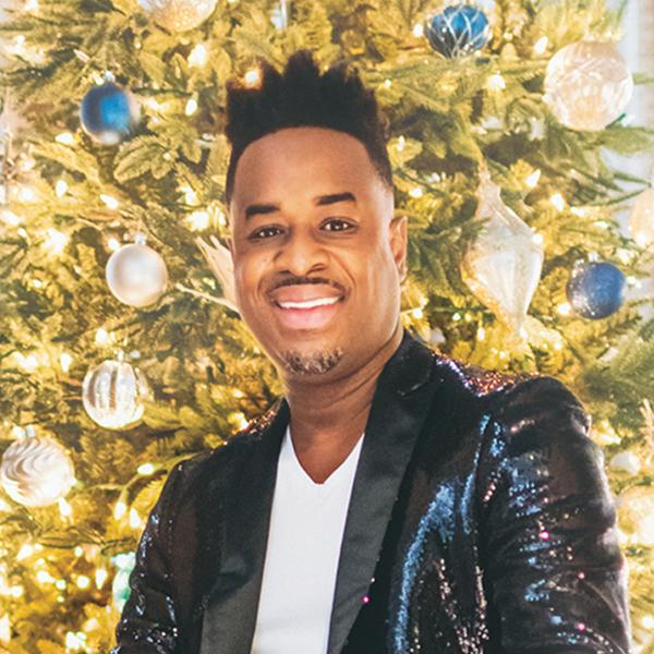 Damien Sneed's Joy to the World  A Christmas Musical Journey