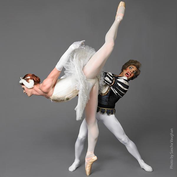 Les Ballets Trockadero de Monte Carlo photo credit Sascha Vaughan