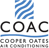 Cooper Oates Air Conditioning Logo