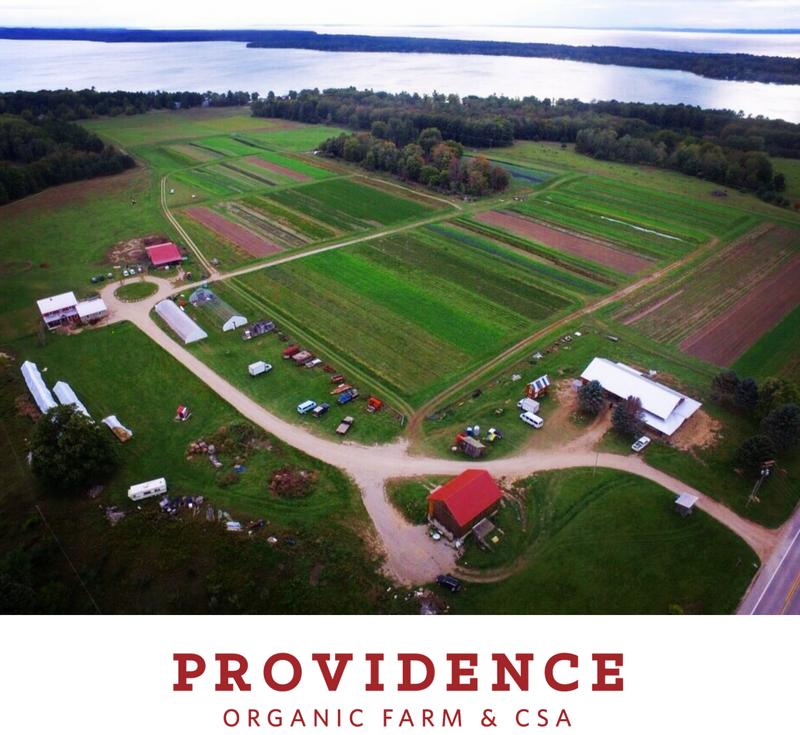Aerial View of Farm 2016