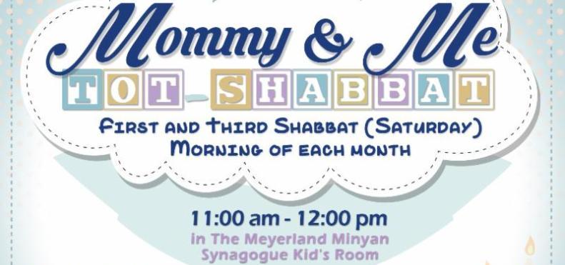 Tot Shabbat // Women's Tehillim and Seudah Shlishit (Shalosh