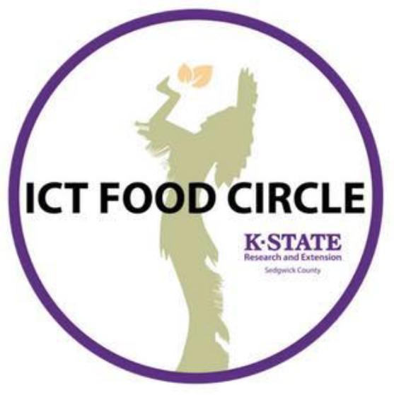 ICT Food Circle Logo