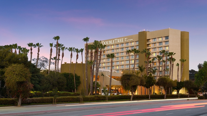 DoubleTree by Hilton Hotel, Los Angeles Westside