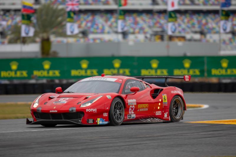 Risi Competizione Ferrari at Daytona