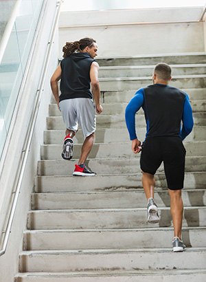Stairs - Winning at Wellness March 2020