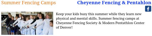 Cheyenne Fencing