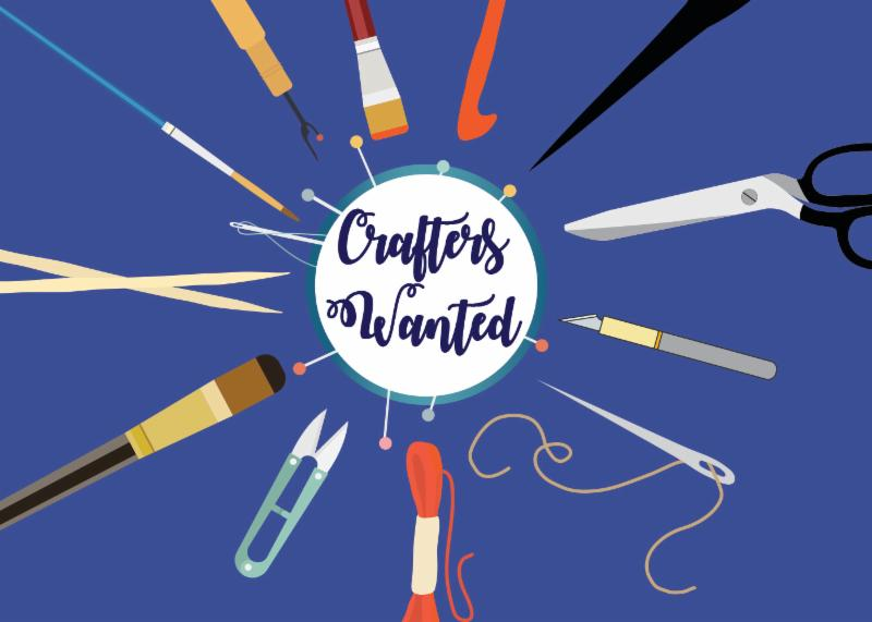 Crafters Wanted!
