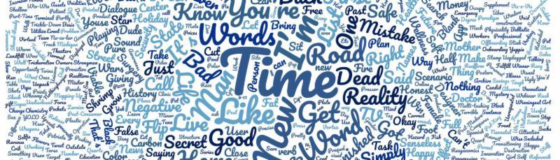 Banished Words List