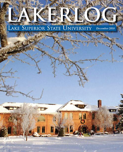 December 2018 Laker Log
