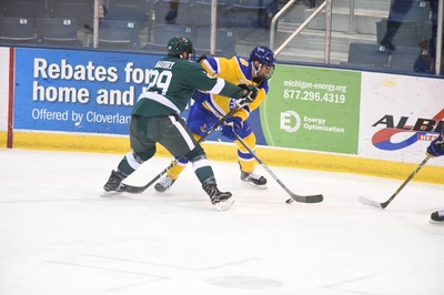 Lakers Shutout Bemidji State for First Series Sweep