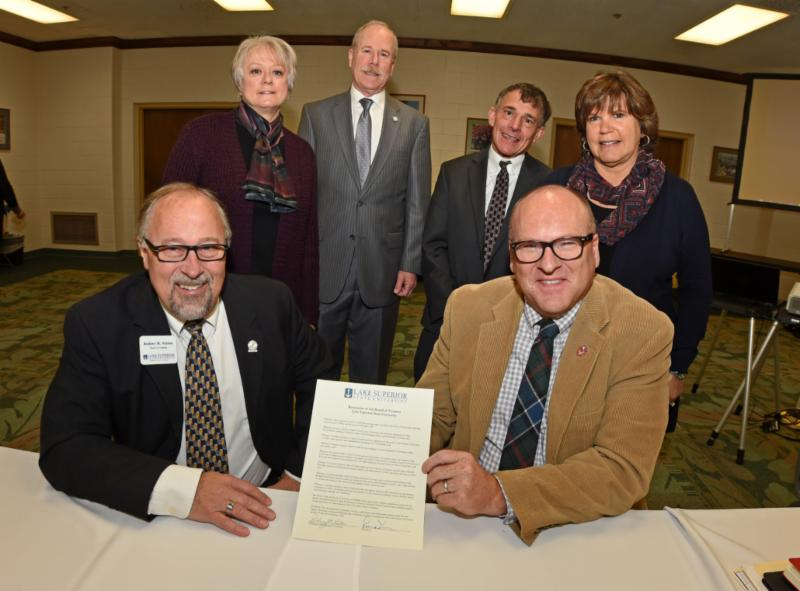 Trustees approve certificate programs