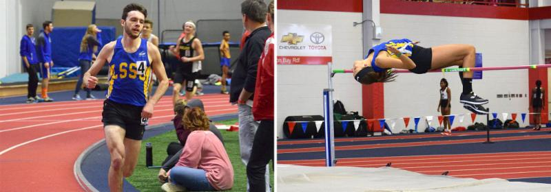 Track and Field Competes at 2019 Doug Hansen Open