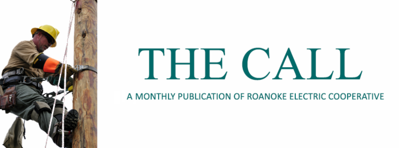 The Call monthly masthead