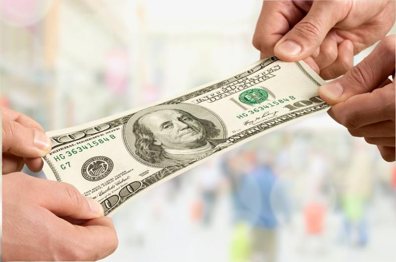 Allowance alimony getting bonus paid pay raise