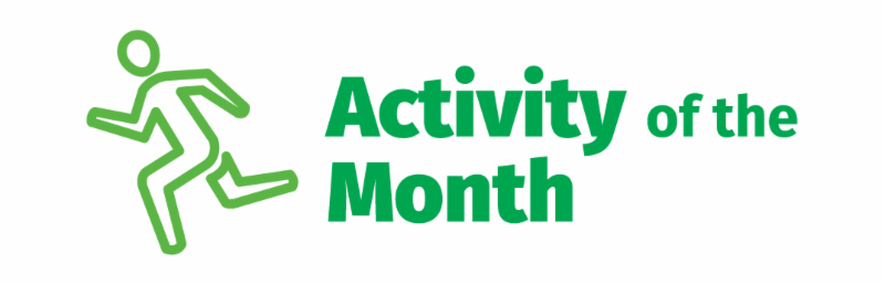 Health and PE Activity of the Month