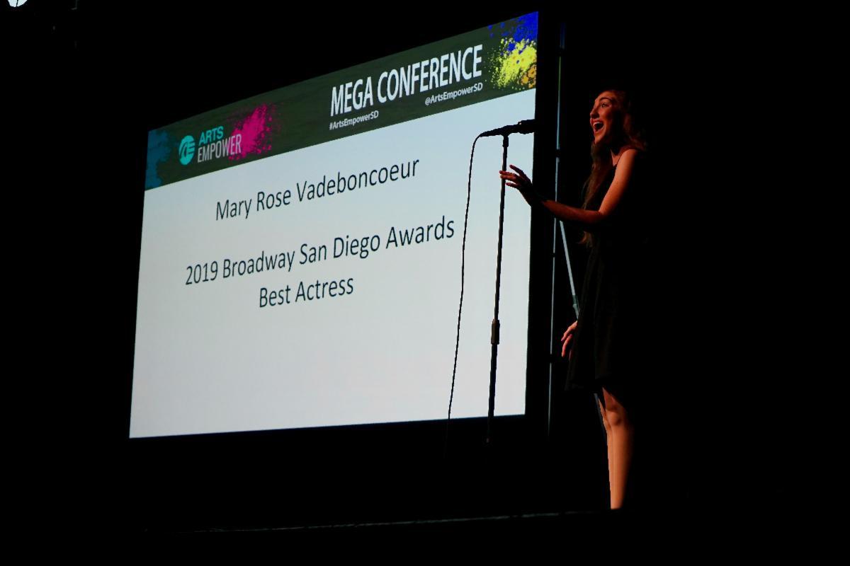 Mega Conference speaker