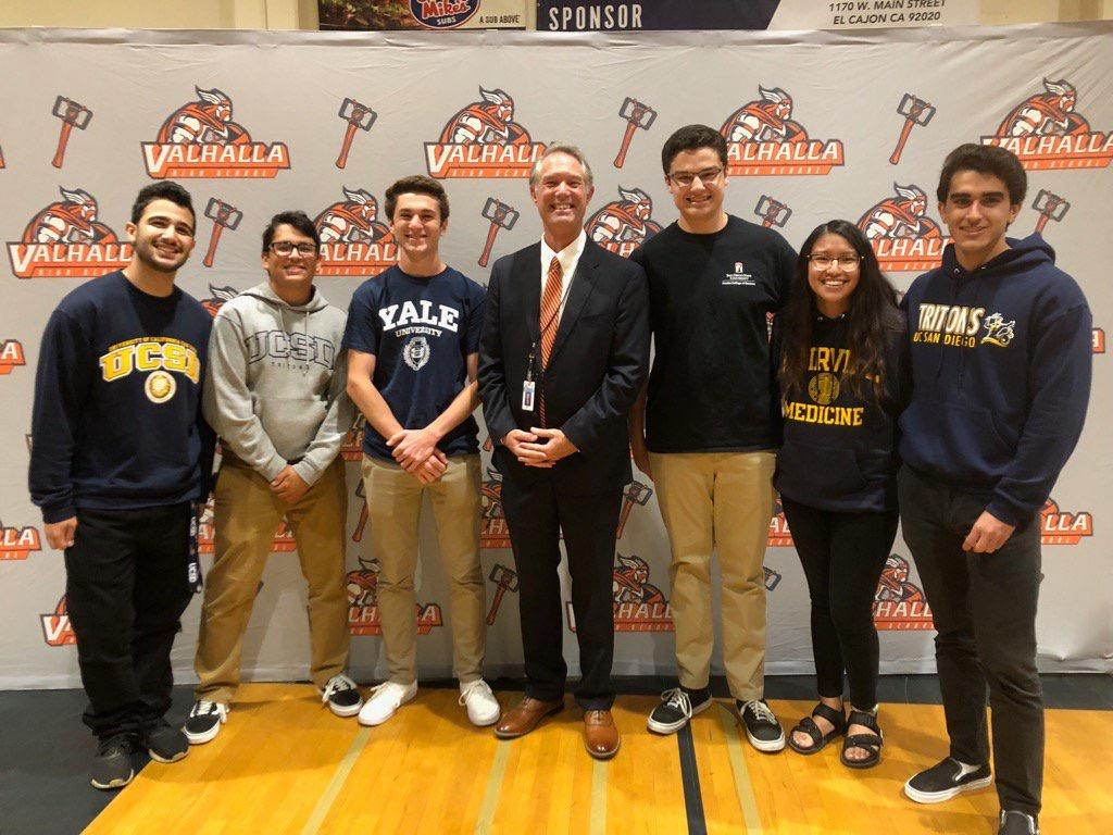 College & Career Signing Day